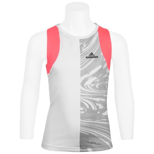 Adidas Stella McCartney Tank Fall 2016 Girl's: adidas Junior Tennis Apparel