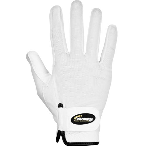Advantage Tennis Glove Full Finger Right: Advantage Women's Tennis Gloves