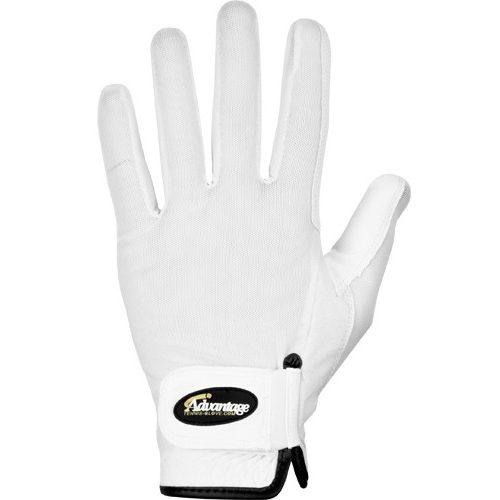 Advantage Tennis Glove Full Left: Advantage Men's Tennis Gloves