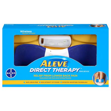 Aleve Direct Therapy TENS Device - 1 ea
