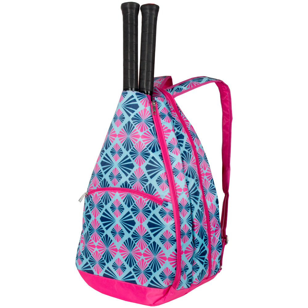 All For Color Tennis Backpack Spring 2018 Bags
