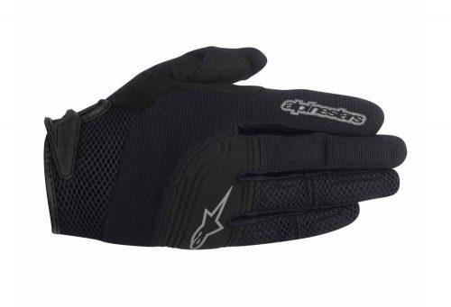 Alpinestars Velocity Gloves - black/light grey, small