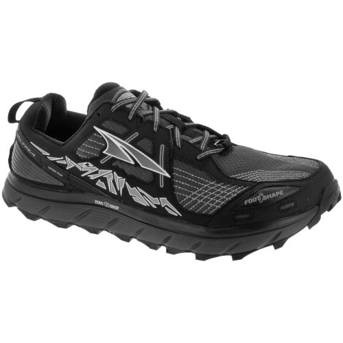 Altra Lone Peak 3.5: Altra Men's Running Shoes Black