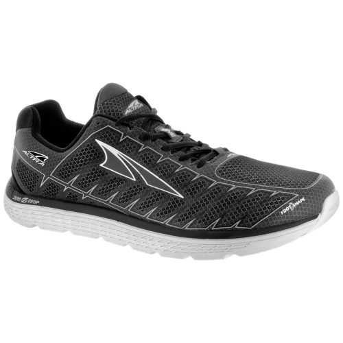 Altra One V3: Altra Men's Running Shoes Black