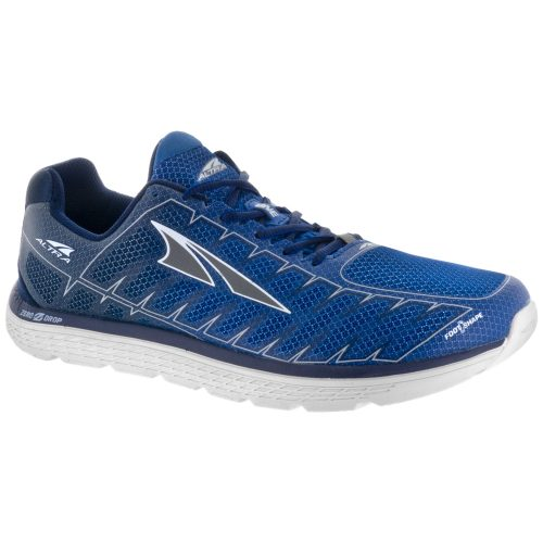 Altra One V3: Altra Men's Running Shoes Blue/Gray