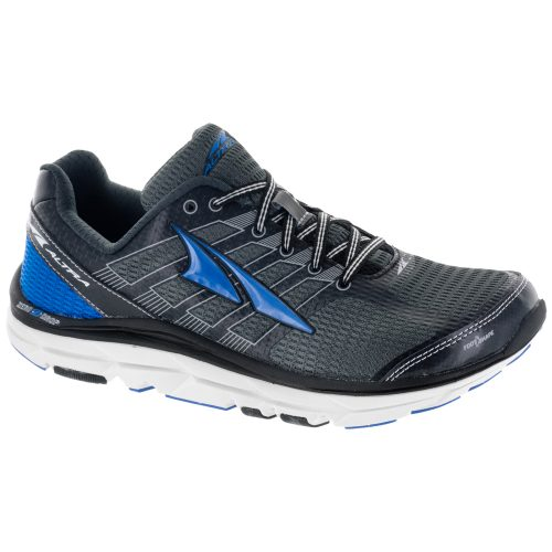 Altra Provision 3.0: Altra Men's Running Shoes Charcoal/Blue