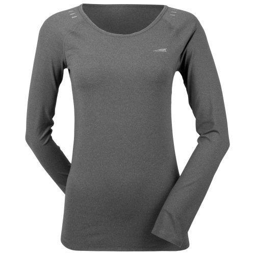 Altra Running Tee Long Sleeve: Altra Women's Running Apparel