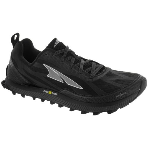 Altra Superior 3.0: Altra Men's Running Shoes Black/Yellow