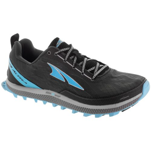 Altra Superior 3.0: Altra Women's Running Shoes Charcoal/Blue