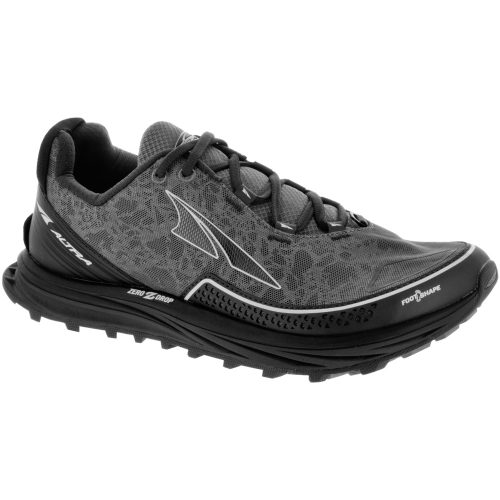 Altra Timp: Altra Men's Running Shoes Gray