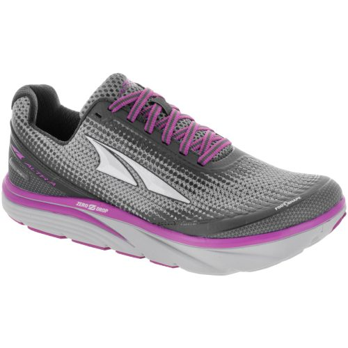 Altra Torin 3.0: Altra Women's Running Shoes Gray/Pink