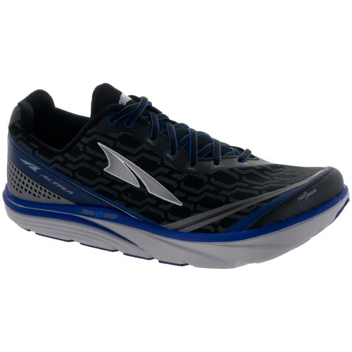 Altra Torin IQ: Altra Men's Running Shoes Black/Blue