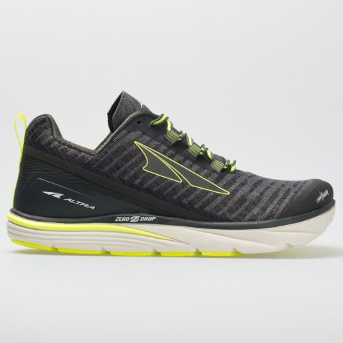 Altra Torin Knit 3.5: Altra Men's Running Shoes Gray