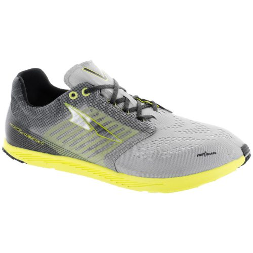 Altra Vanish-R: Altra Men's Running Shoes Gray/Lime