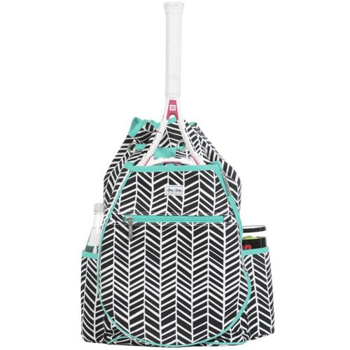 Ame & Lulu Kingsley Tennis Backpack: Ame & Lulu Tennis Bags