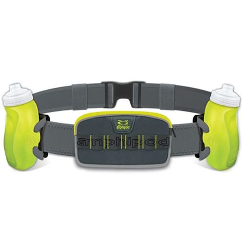 Amphipod RunLite Xtech 2 Plus Hydration Belt: Amphipod Hydration Belts & Water Bottles