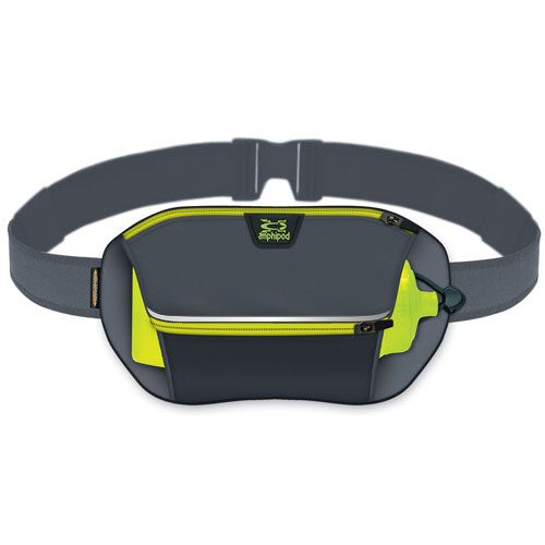 Amphipod Velocity Plus with AirStretch Belt 20oz: Amphipod Hydration Belts & Water Bottles