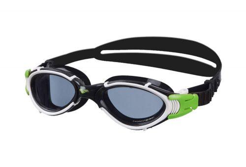 Arena Nimesis Polarized Goggle - smoke/green/black, one size