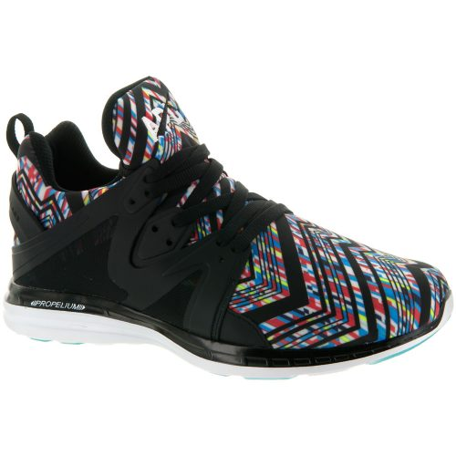 Athletic Propulsion Labs Ascend: Athletic Propulsion Labs Men's Training Shoes Black/Multi
