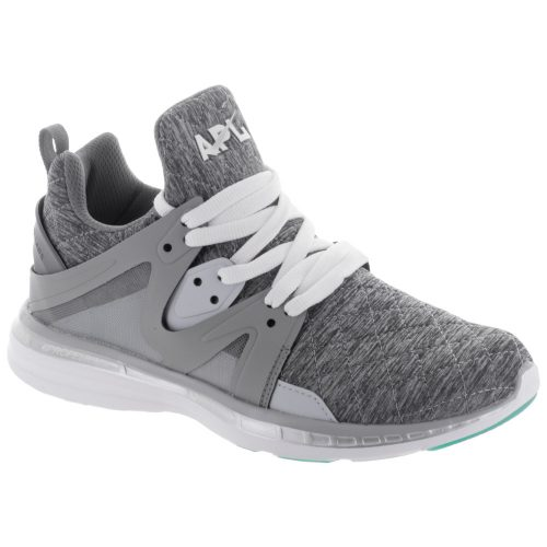 Athletic Propulsion Labs Ascend: Athletic Propulsion Labs Women's Training Shoes Cosmic Grey/Metallic Silver