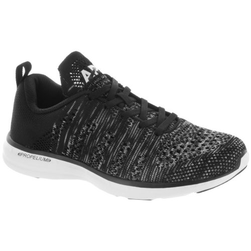 Athletic Propulsion Labs TechLoom Pro: Athletic Propulsion Labs Women's Running Shoes Black/Faded White