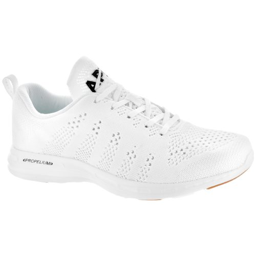Athletic Propulsion Labs TechLoom Pro: Athletic Propulsion Labs Women's Running Shoes White/Black/Gum