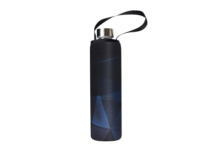 BBBYO Glass Is Greener Bottle + Carry Cover - 750 ml