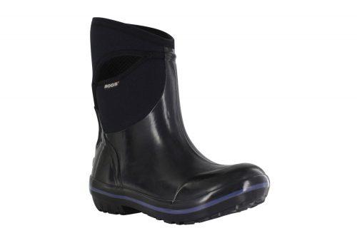 BOGS Plimsoll Mid Boots - Women's - black, 6
