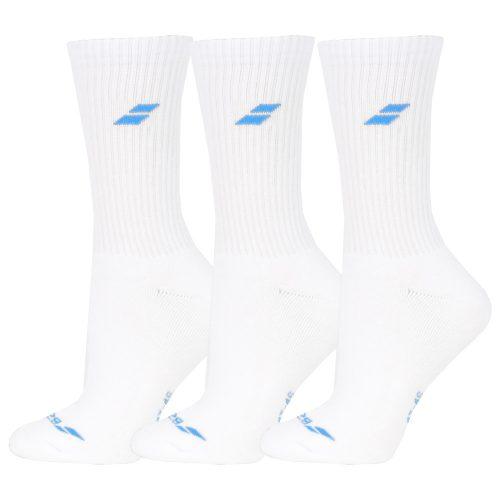 Babolat 3 Pairs Pack Socks: Babolat Men's Socks