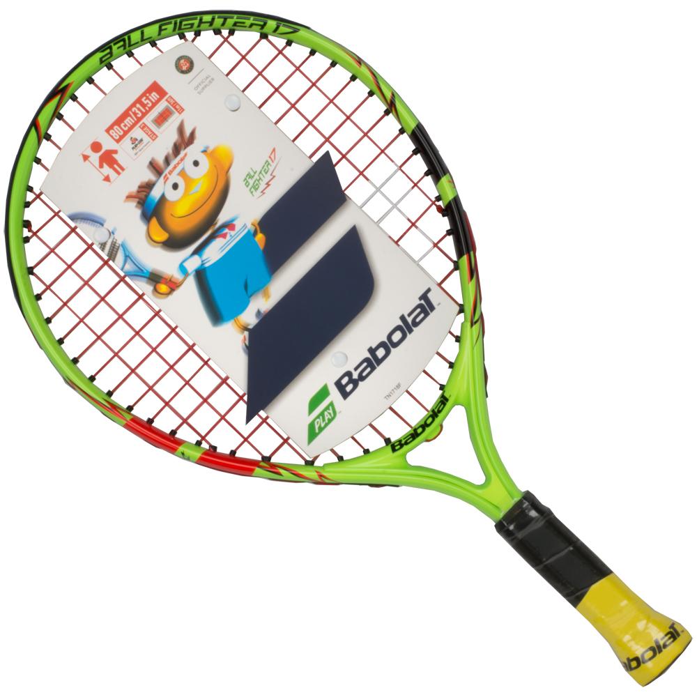 """Babolat Ballfighter Junior 17"""": Babolat Junior Tennis Racquets"""