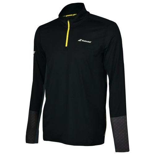 Babolat Core 1/2 Zip: Babolat Men's Tennis Apparel