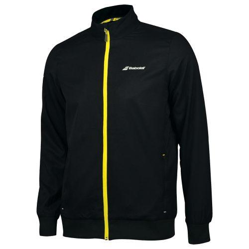 Babolat Core Club Jacket: Babolat Tennis Apparel