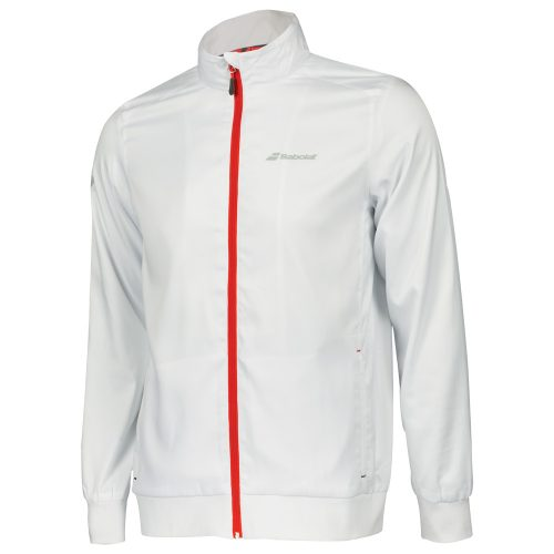 Babolat Core Club Jacket: Babolat Tennis Apparel