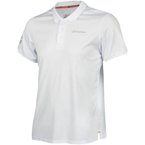 Babolat Core Club Polo: Babolat Men's Tennis Apparel
