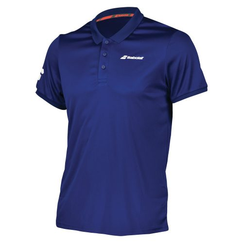Babolat Core Club Polo: Babolat Men's Tennis Apparel