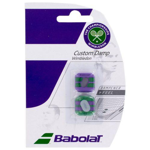 Babolat Custom Damp Wimbledon: Babolat Vibration Dampeners