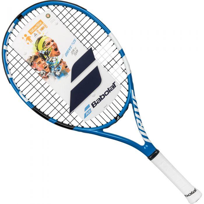 "Babolat Drive 25"" Junior: Babolat Junior Tennis Racquets"