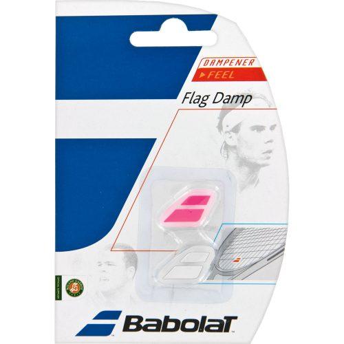 Babolat Flag Vibration Dampener: Babolat Vibration Dampeners