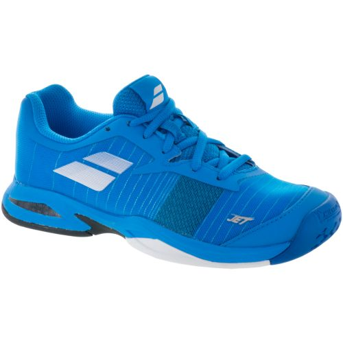 Babolat Jet Junior Diva Blue/White: Babolat Junior Tennis Shoes