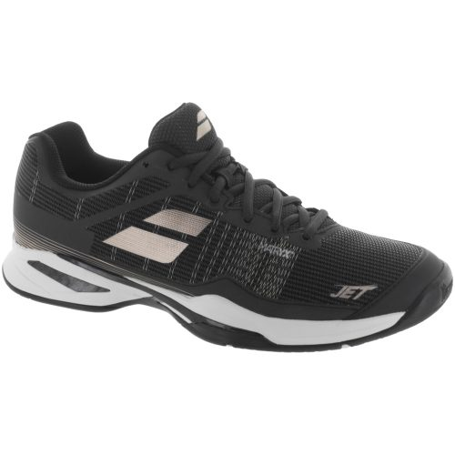 Babolat Jet Mach I: Babolat Men's Tennis Shoes Black/Champagne