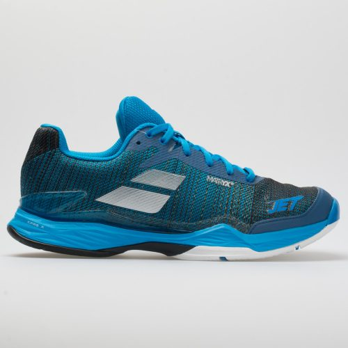 Babolat Jet Mach II: Babolat Men's Tennis Shoes Diva Blue/Black