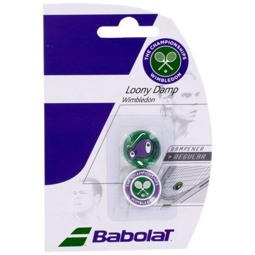 Babolat Loony Damp Wimbledon: Babolat Vibration Dampeners
