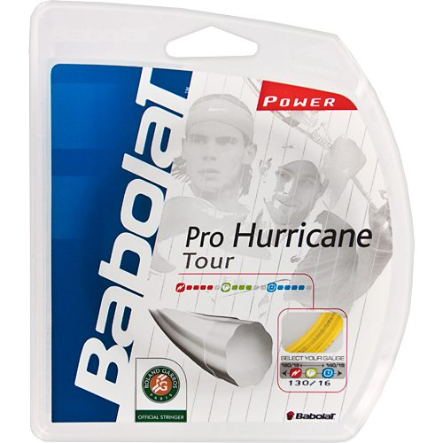 Babolat Pro Hurricane Tour 16: Babolat Tennis String Packages