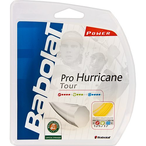 Babolat Pro Hurricane Tour 17: Babolat Tennis String Packages