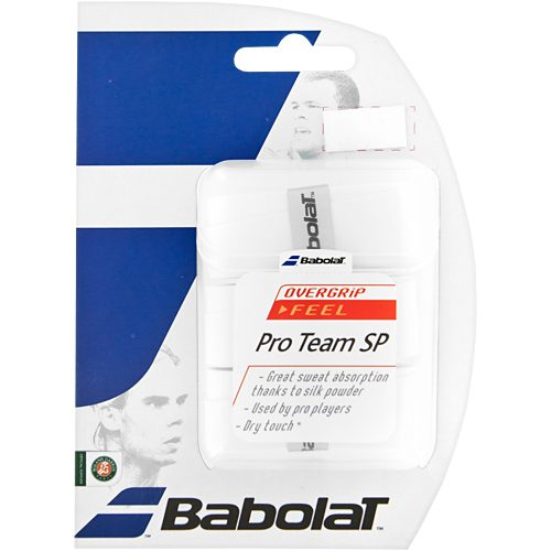 Babolat Pro Team SP Overgrip 3 Pack: Babolat Tennis Overgrips