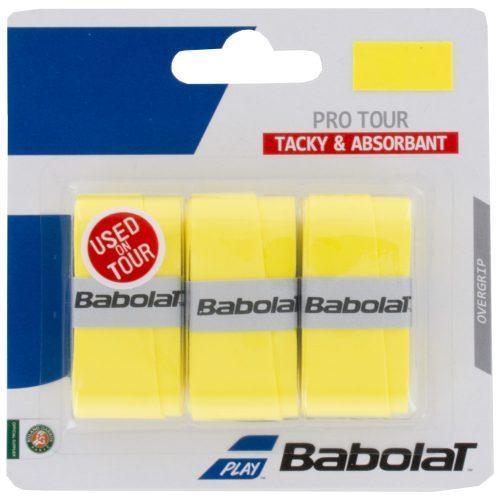 Babolat Pro Tour Overgrip 3 Pack: Babolat Tennis Overgrips