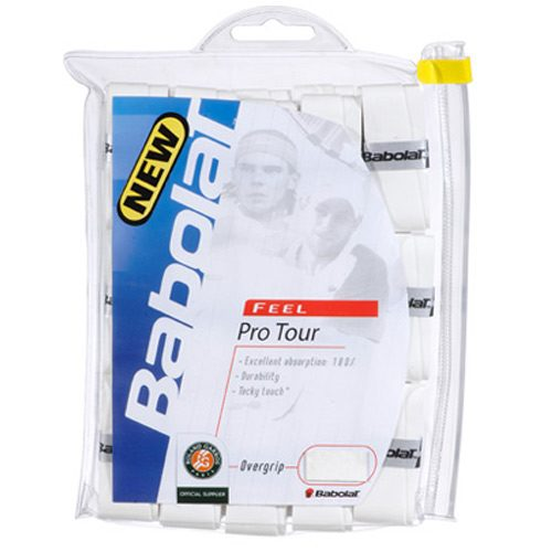 Babolat Pro Tour Overgrip 30 Pack: Babolat Tennis Overgrips