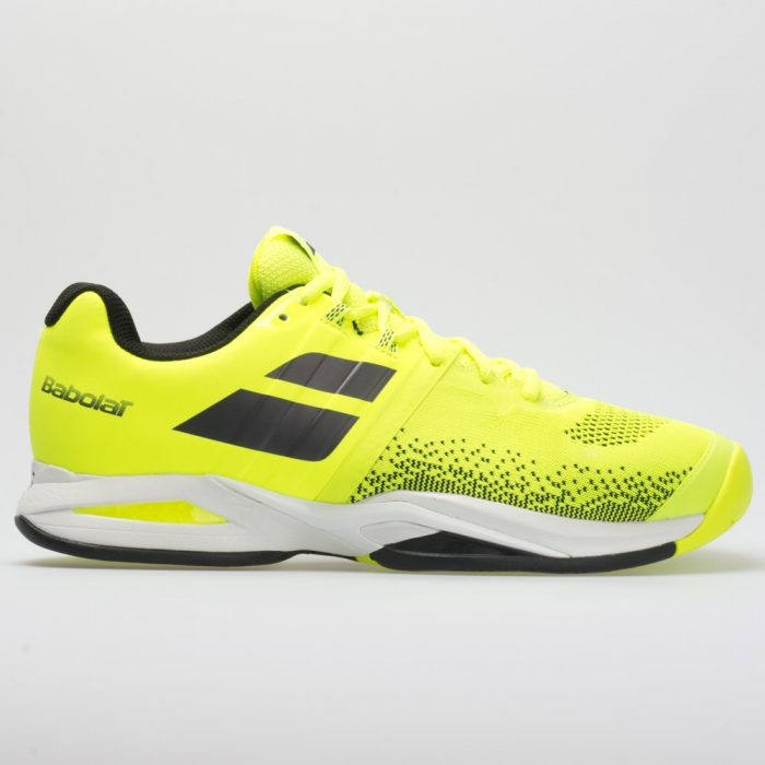 Babolat Propulse Blast: Babolat Men's Tennis Shoes Fluo Yellow/Black