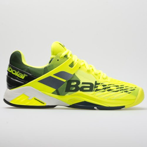 Babolat Propulse Fury: Babolat Men's Tennis Shoes Fluo Yellow/Black