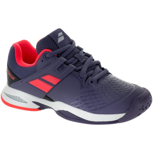 Babolat Propulse Junior Purple/Pink: Babolat Junior Tennis Shoes